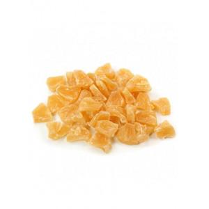 Dried pineapple-no sugar