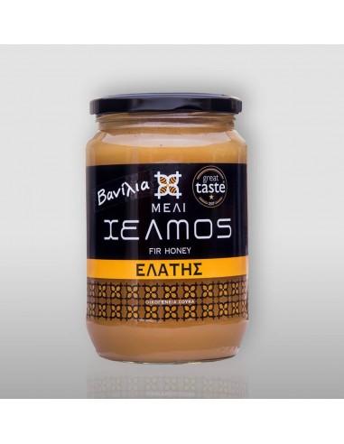 Vanilla Fir Honey Helmos 480 gr