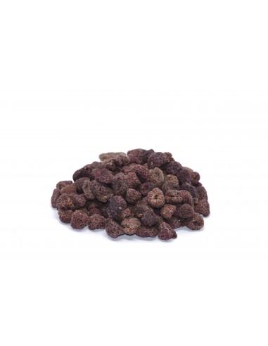 Dried Osmotic Raspberries