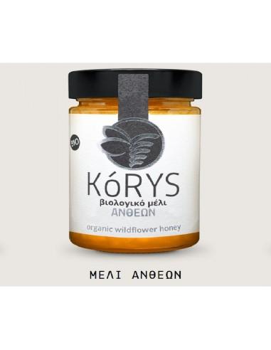 Βιολογικό μέλι Ανθέων KORYS