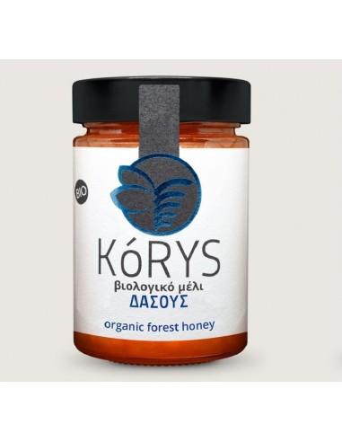 Organic forest honey KORYS