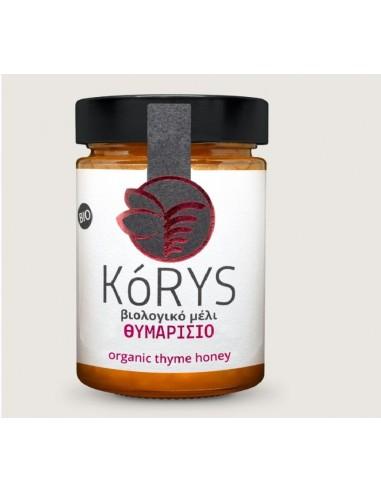 Βιολογικό μέλι Θυμαρίσιο KORYS