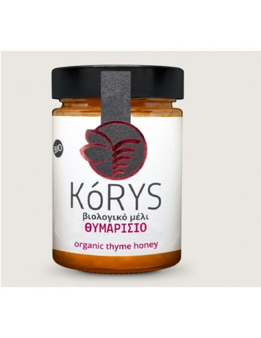 Organic thyme honey KORYS