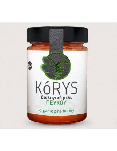 Organic pine honey KORYS