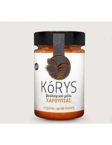 Βιολογικό μέλι Χαρουπιάς KORYS