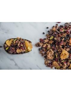 Dark & Crunch granola