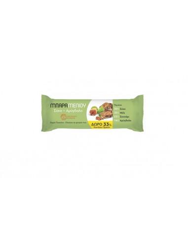 Μπάρα μελιού ( Σύκο - Αμύγδαλο)