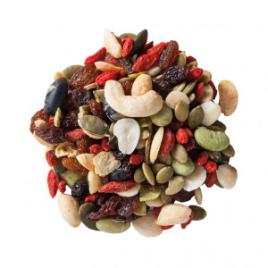 Mixed Raw Nuts and Dried...